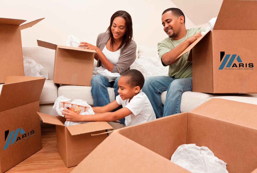 Average Cost of Moving