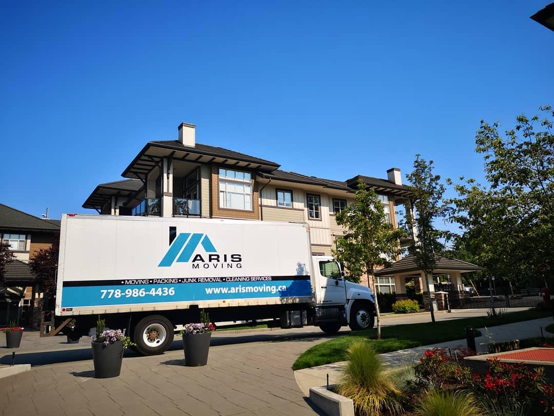 moving truck rental surrey