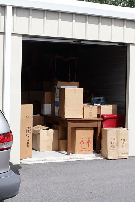 moving storage services