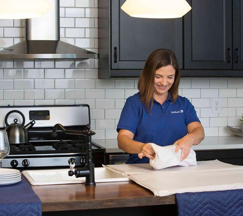 Move Kitchen Appliances