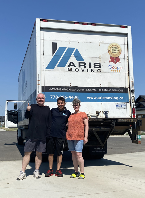 Senior Moving Services